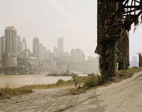 nadav kander - Chongqing View
